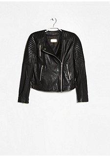 Куртка кожаная женская артикул 835977R по каталогу Otto