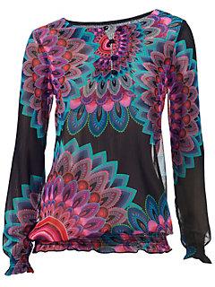 Блуза артикул 12554278 по каталогу Heine