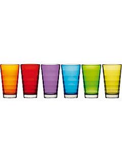 Набор стаканов 6 шт. артикул 12478779 по каталогу Heine