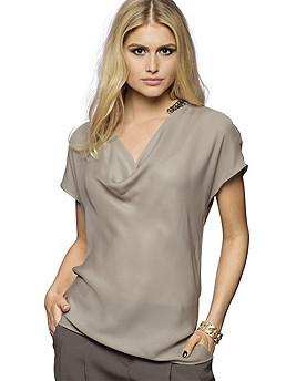 блузка женская Laurel артикул 8338064 по каталогу Alba Moda Il Grande