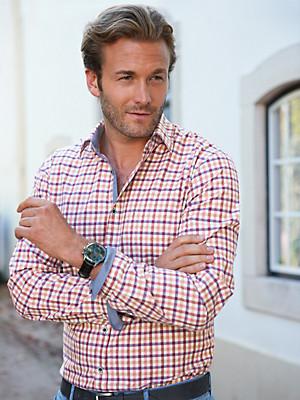 рубашка мужская артикул 41568077 по каталогу Peter hahn