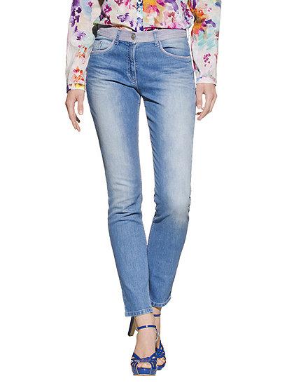 джинсы женские артикул 3495453 по каталогу Alba Moda