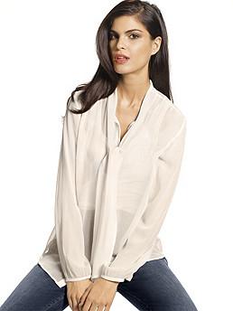 Блуза артикул 2696224 по каталогу Alba Moda Il Grande