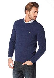 Пуловер из шерсти артикул 63817187 по каталогу Otto