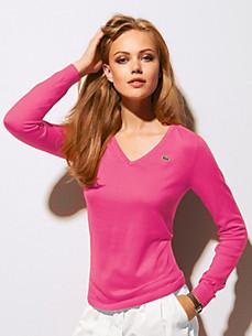 Пуловер женский из хлопка артикул 84155188 по каталогу Peter hahn