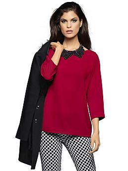 блузка женская Laurel артикул 8568024 по каталогу Alba Moda Il Grande