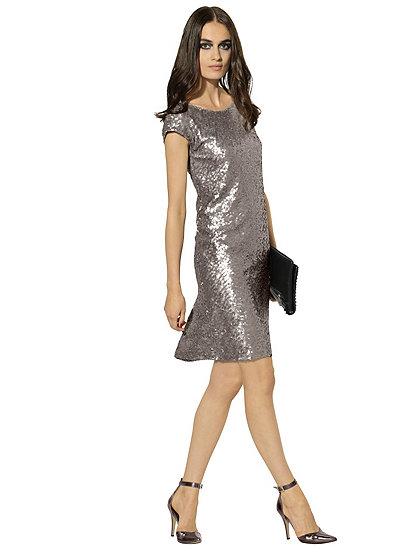 платье женское артикул 6541181 по каталогу Alba Moda Il Grande