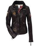 куртка кожаная True Religion артикул  6856284 по каталогу Conleys
