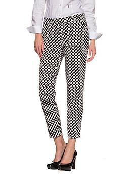 брюки женские Laurel артикул 4077915 по каталогу Alba Moda Il Grande