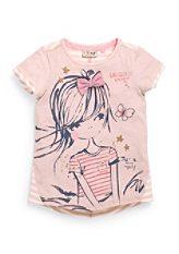 футболка для девочки артикул 022127R по каталогу Otto